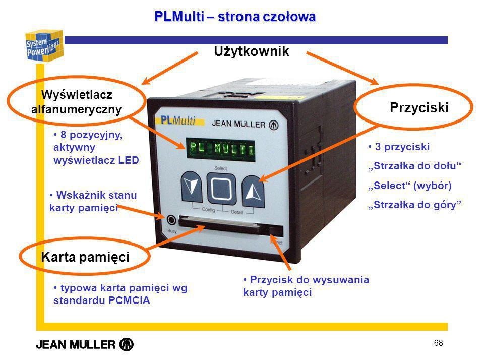 PLMulti – strona czołowa