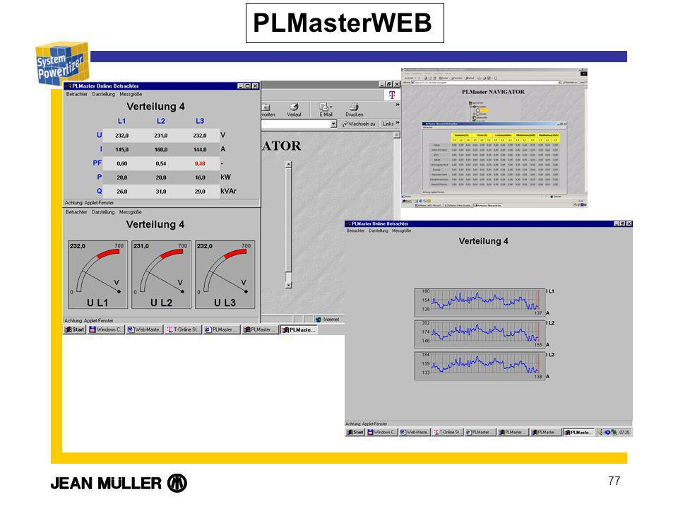 PLMasterWEB