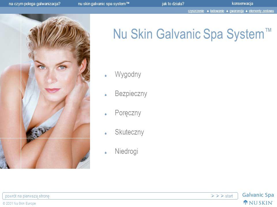 Nu Skin Galvanic Spa System™
