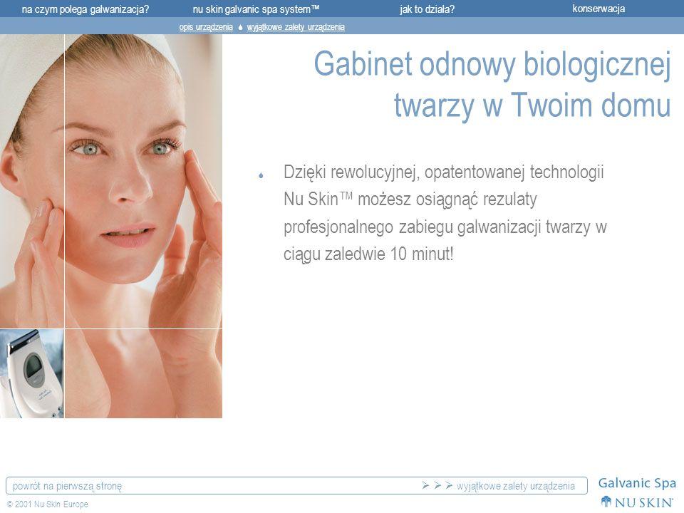 Gabinet odnowy biologicznej twarzy w Twoim domu