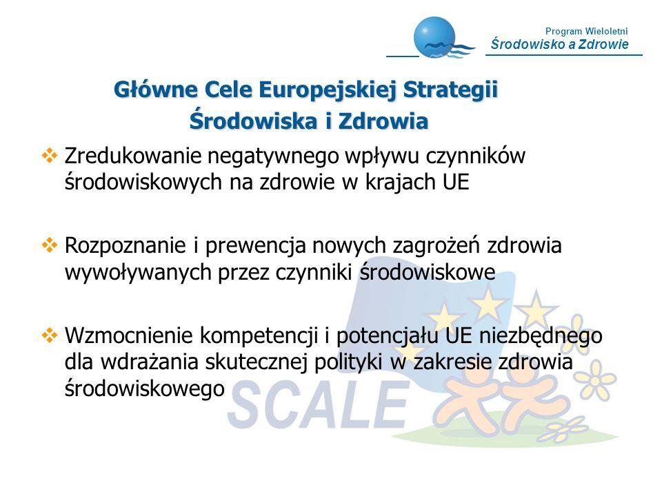 Główne Cele Europejskiej Strategii