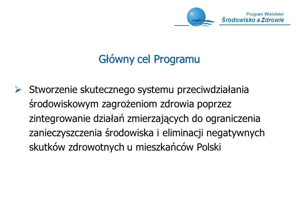 Główny cel Programu