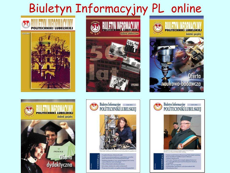 Biuletyn Informacyjny PL online
