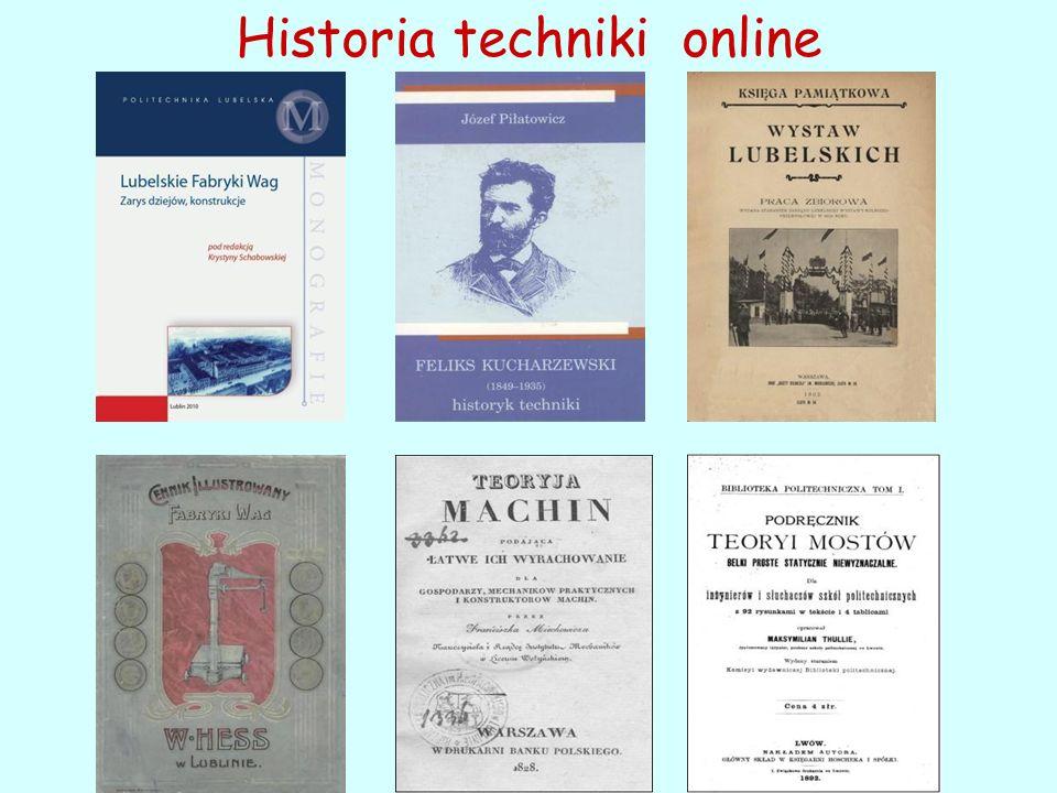 Historia techniki online