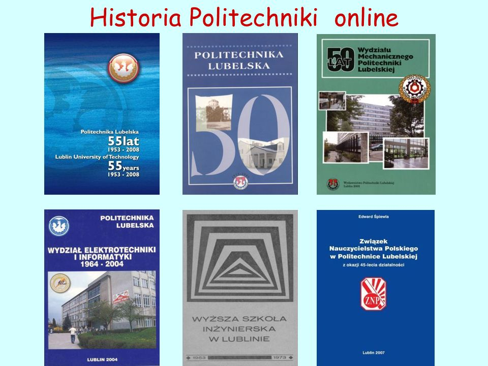 Historia Politechniki online