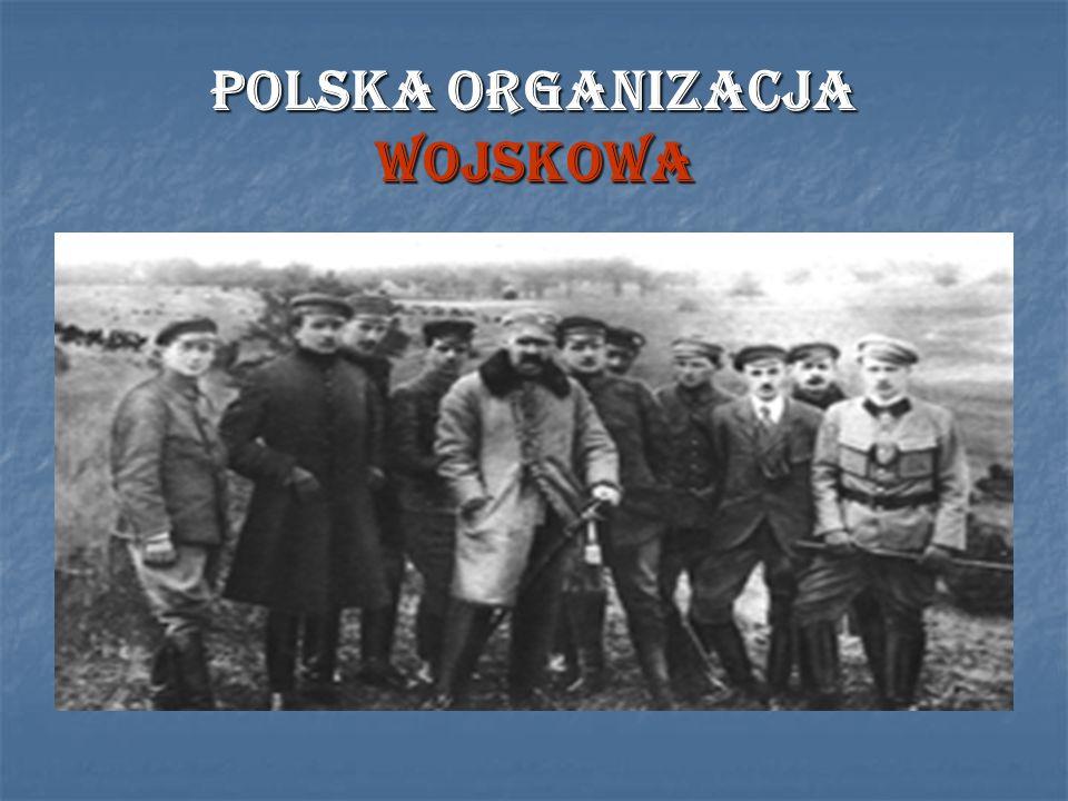 POLSKA ORGANIZACJA WOJSKOWA