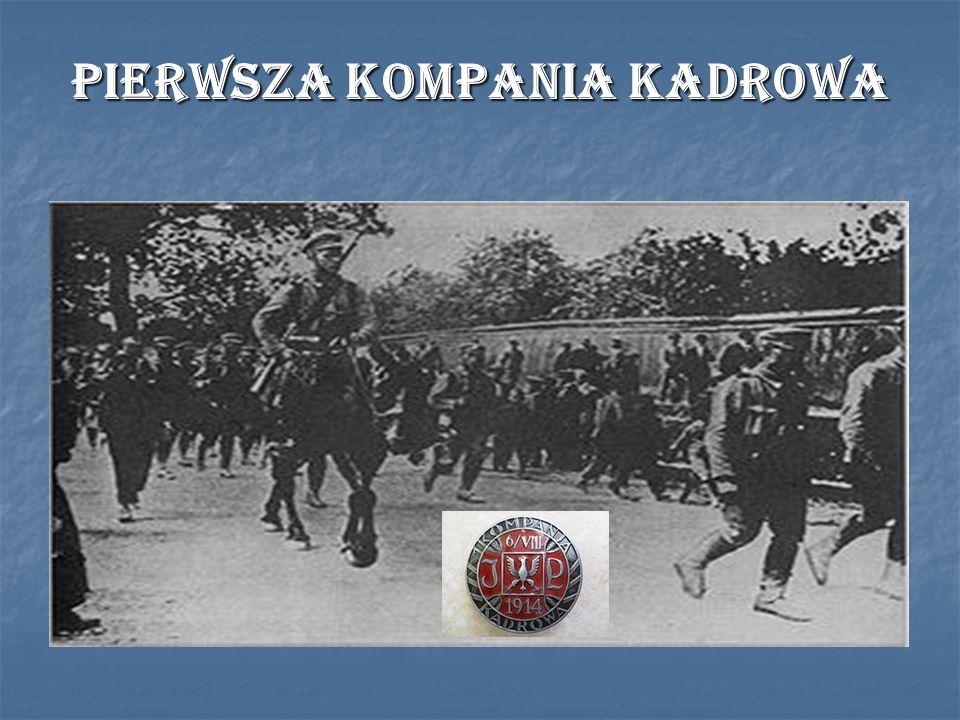 Pierwsza Kompania Kadrowa