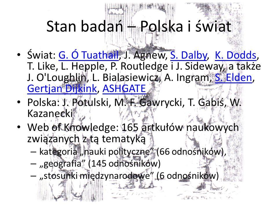 Stan badań – Polska i świat