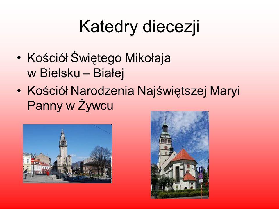 Katedry diecezji Kościół Świętego Mikołaja w Bielsku – Białej