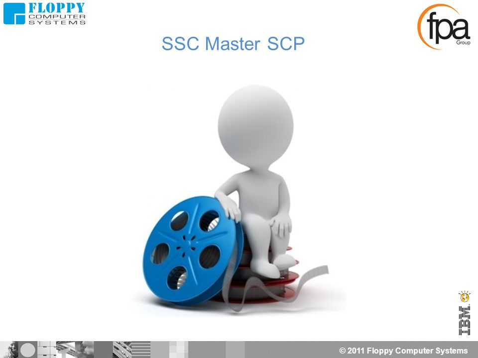 SSC Master SCP