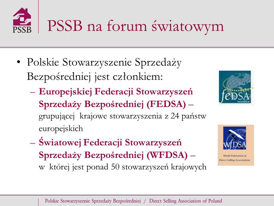 PSSB na forum światowym