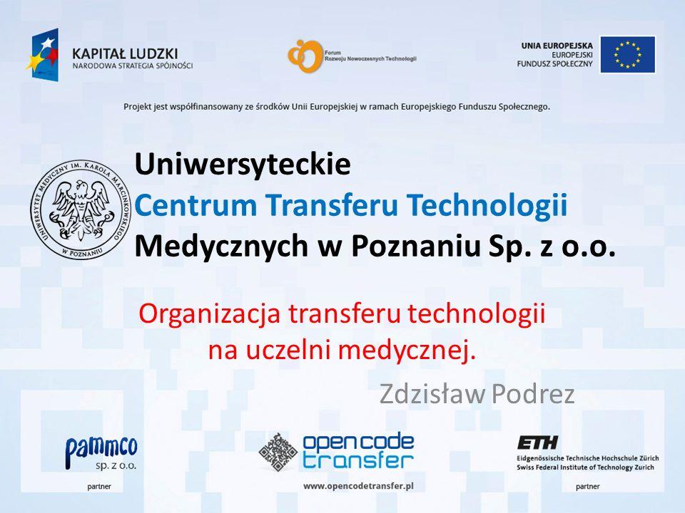 Organizacja transferu technologii