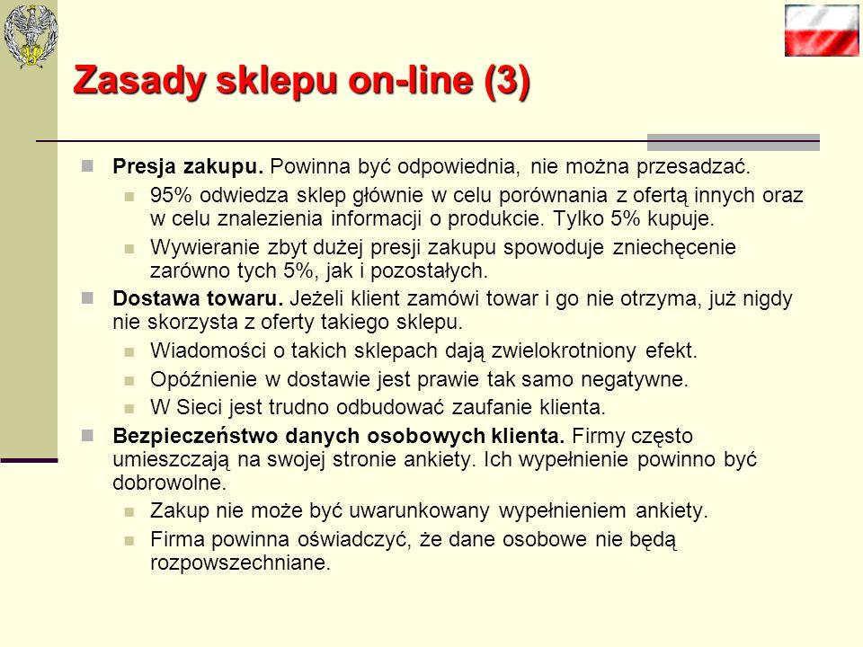 Zasady sklepu on-line (3)