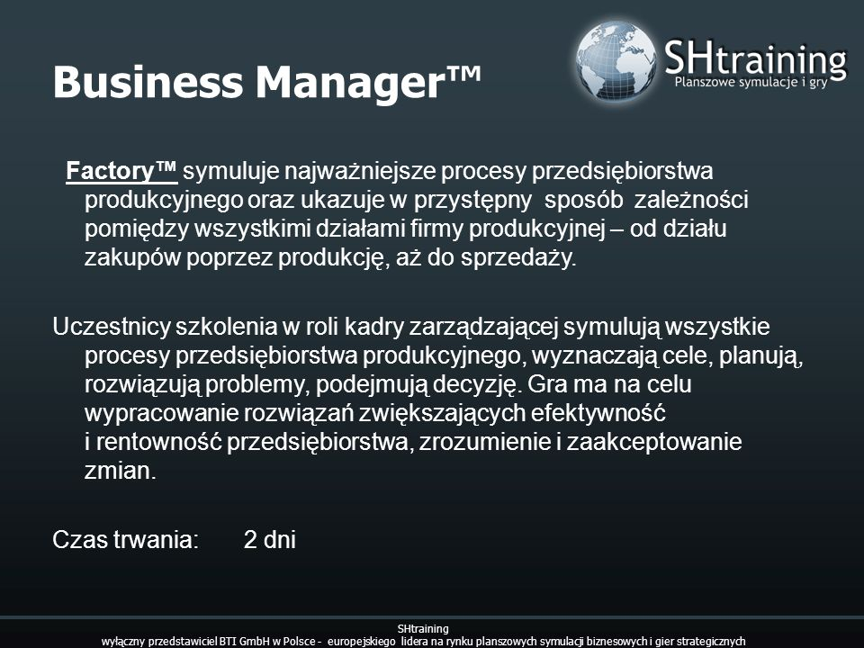 Business Manager™