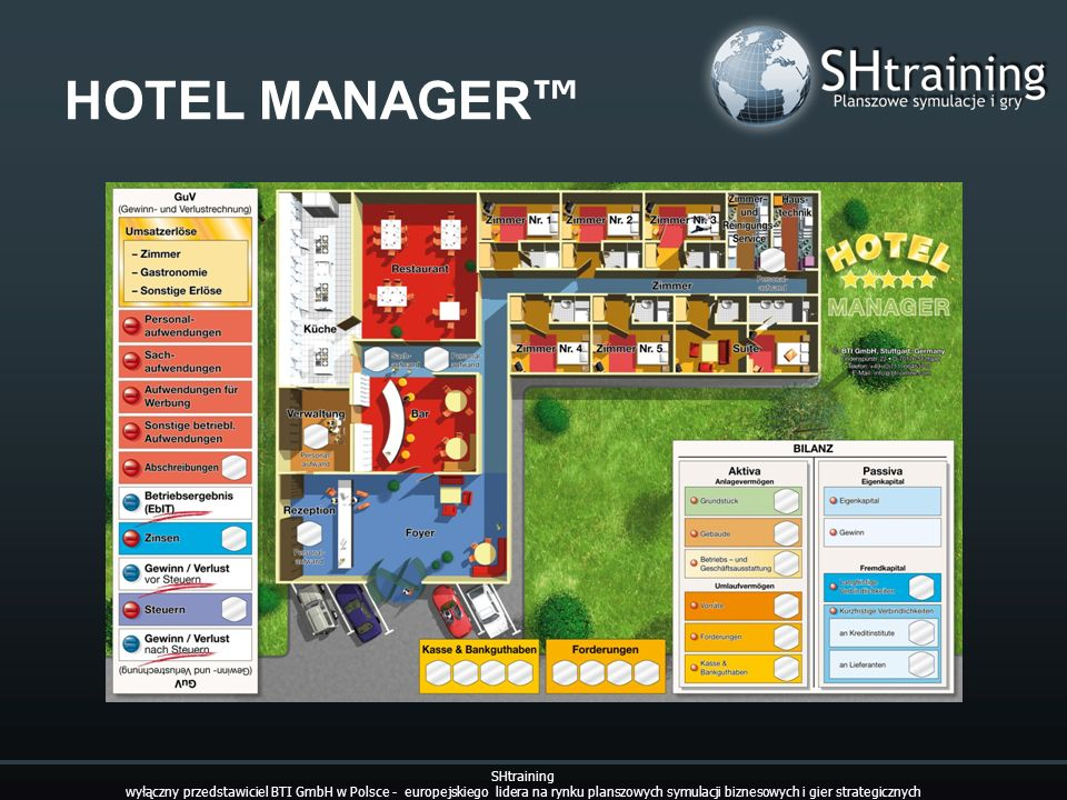 HOTEL MANAGER™ SHtraining