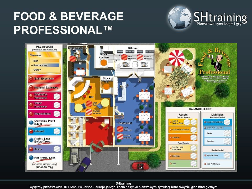 FOOD & BEVERAGE PROFESSIONAL™