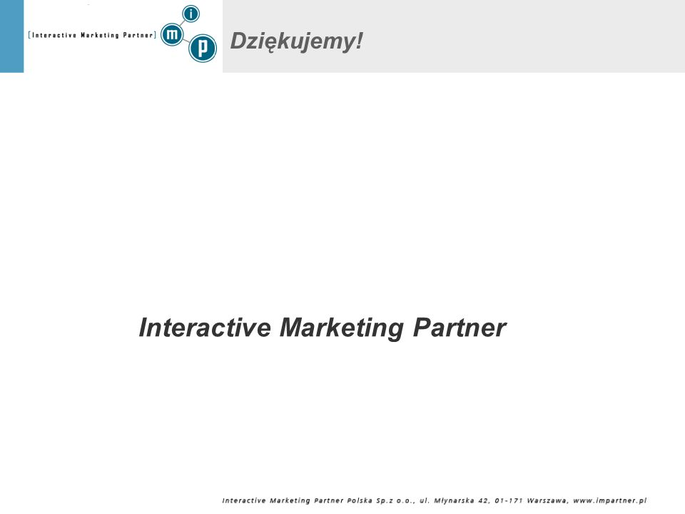 Interactive Marketing Partner