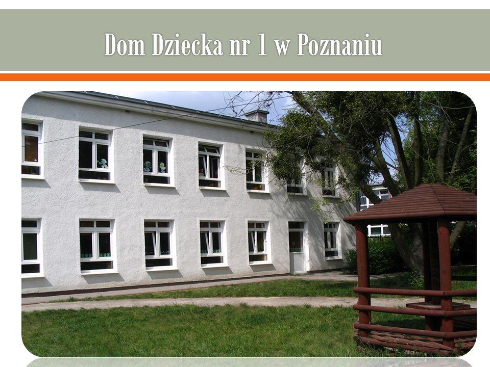 Dom Dziecka nr 1 w Poznaniu