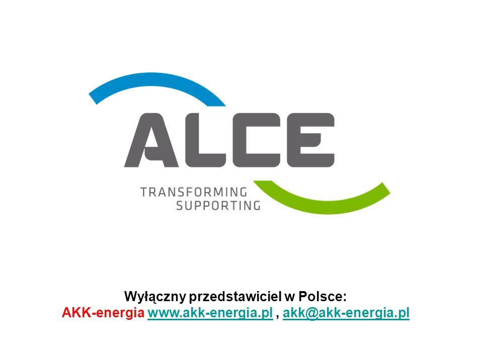 Wyłączny przedstawiciel w Polsce: