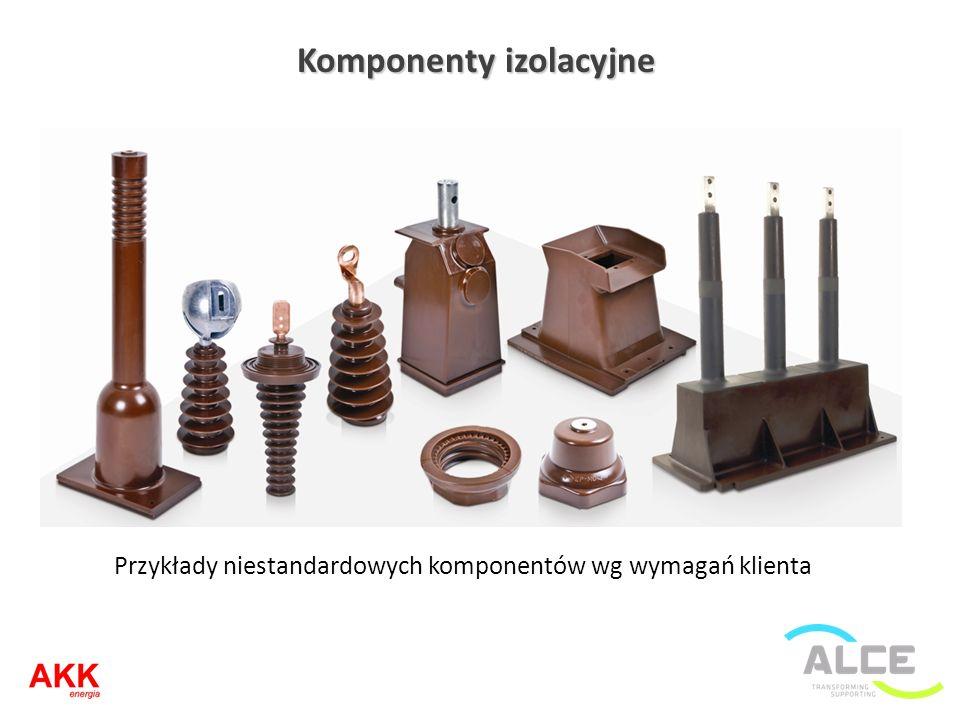 Komponenty izolacyjne