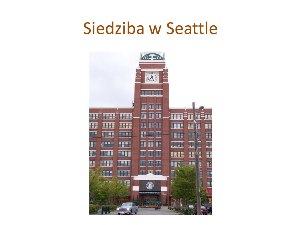 Siedziba w Seattle