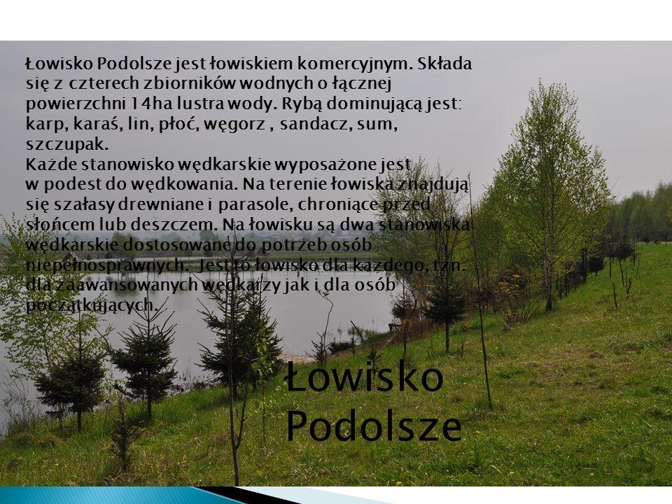 Łowisko Podolsze Łowisko Podolsze