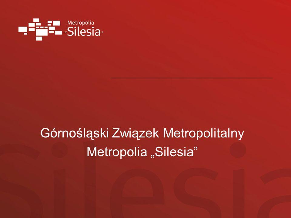 """Górnośląski Związek Metropolitalny Metropolia """"Silesia"""