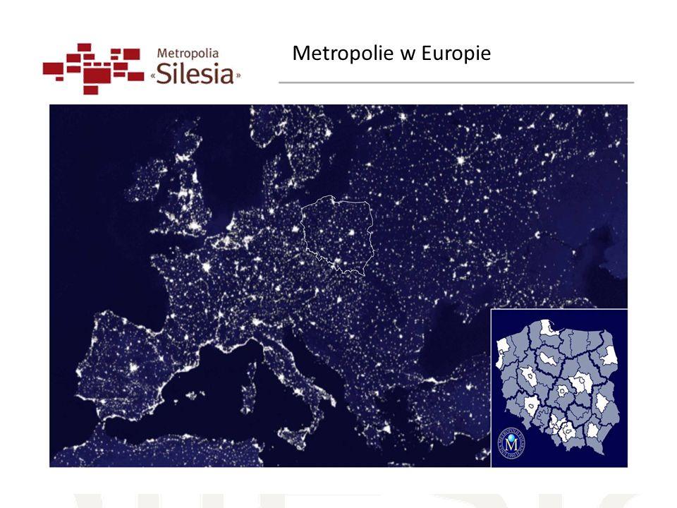 Metropolie w Europie