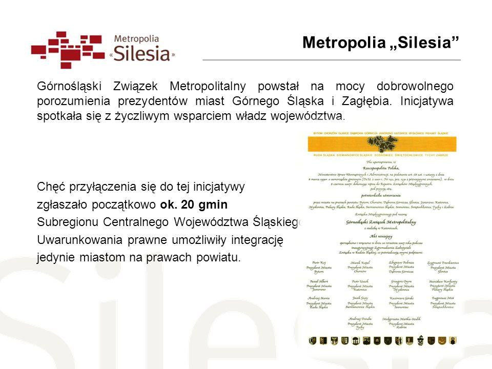 """Metropolia """"Silesia"""