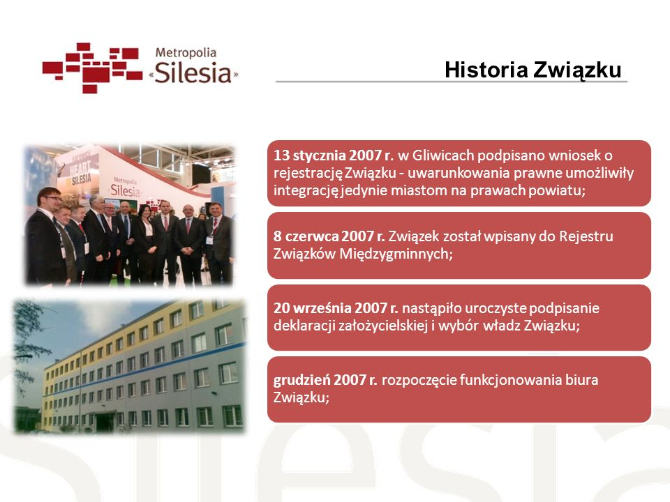Historia Związku