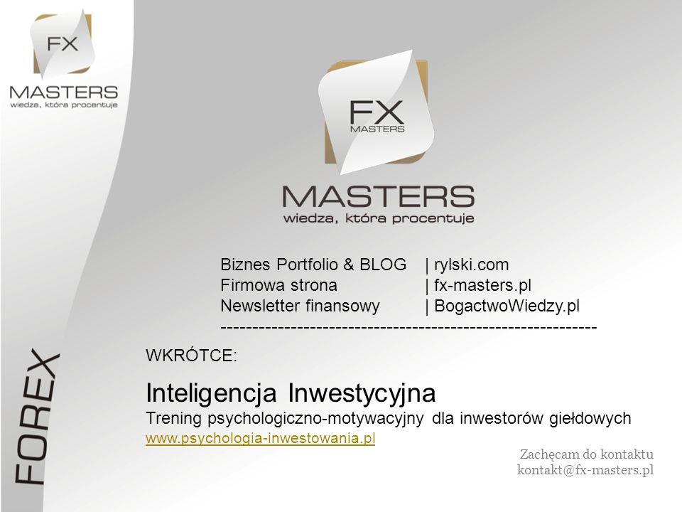 Inteligencja Inwestycyjna