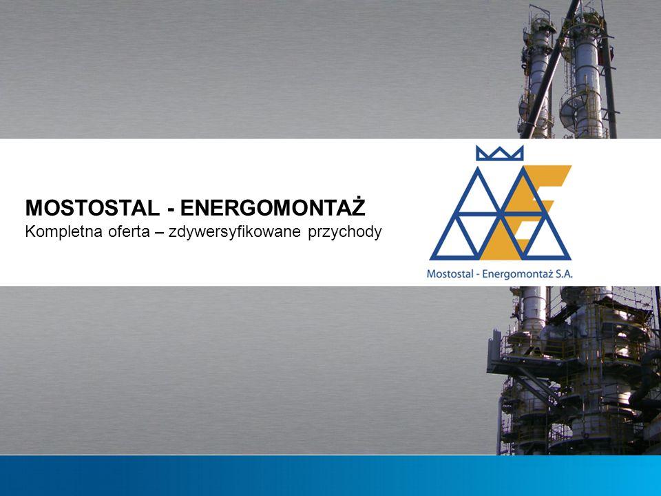 MOSTOSTAL - ENERGOMONTAŻ
