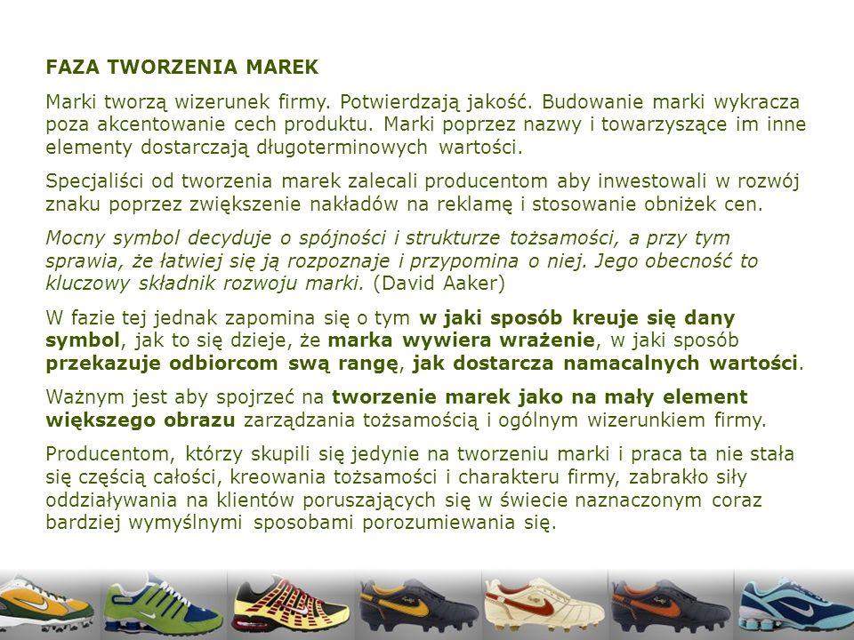 FAZA TWORZENIA MAREK