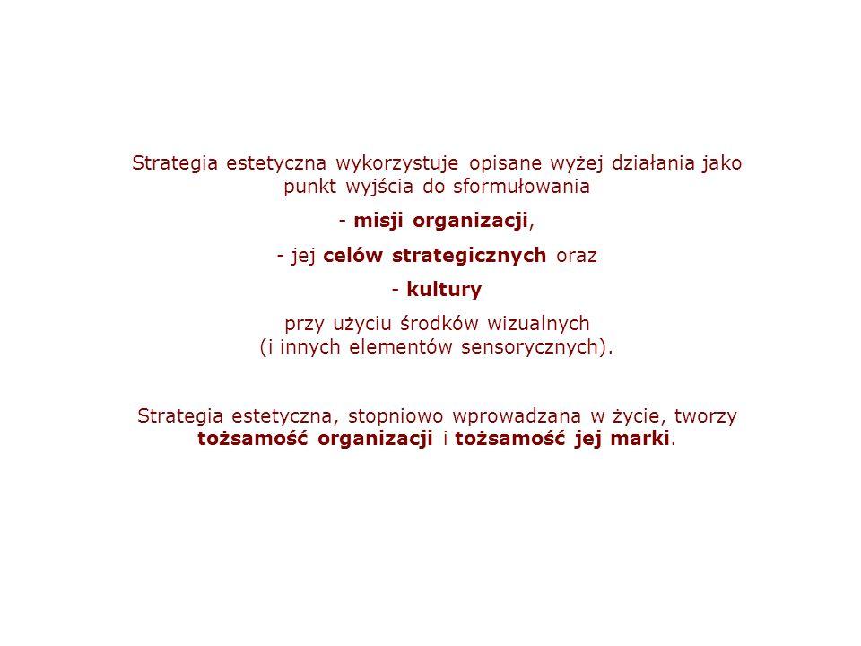 jej celów strategicznych oraz kultury