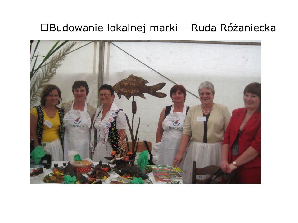 Budowanie lokalnej marki – Ruda Różaniecka