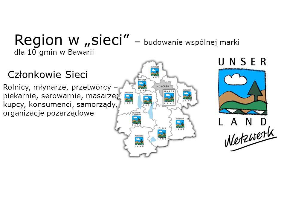 """Region w """"sieci – budowanie wspólnej marki dla 10 gmin w Bawarii"""