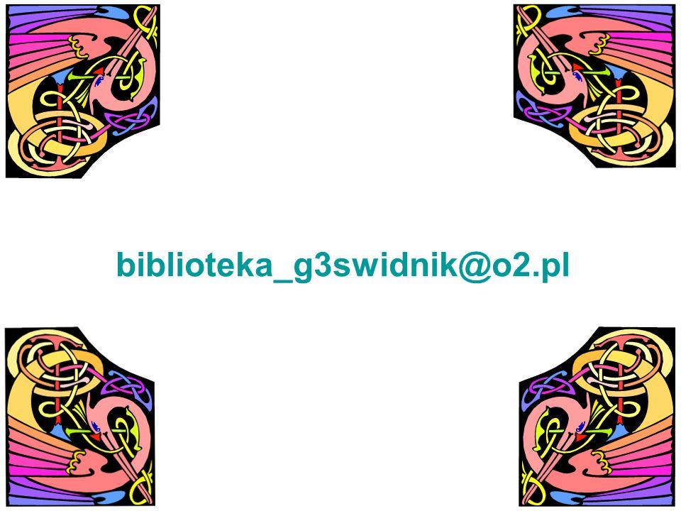biblioteka_g3swidnik@o2.pl