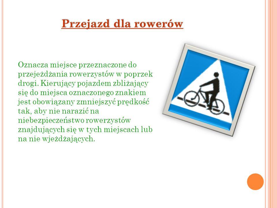 Przejazd dla rowerów