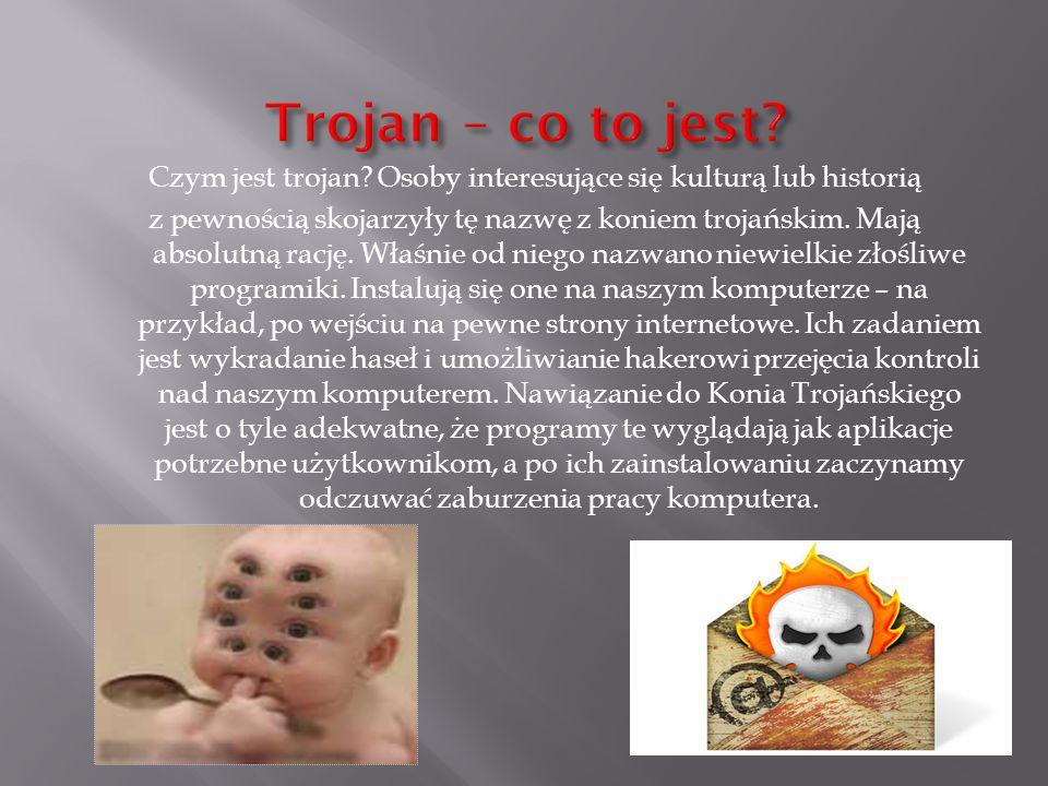 Trojan – co to jest