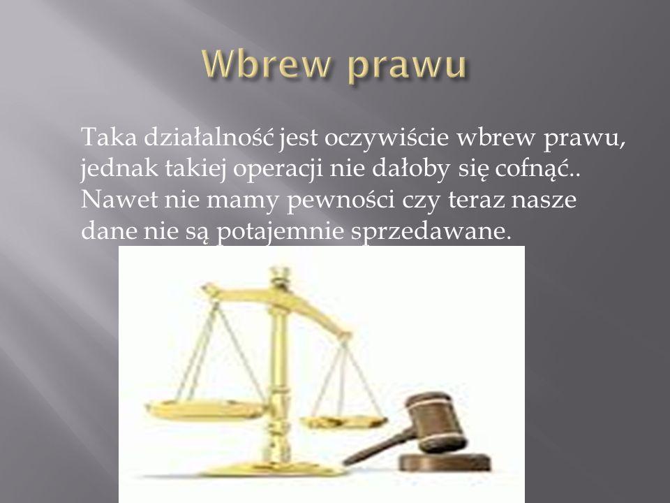 Wbrew prawu
