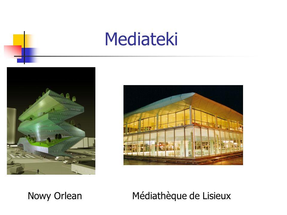 Médiathèque de Lisieux