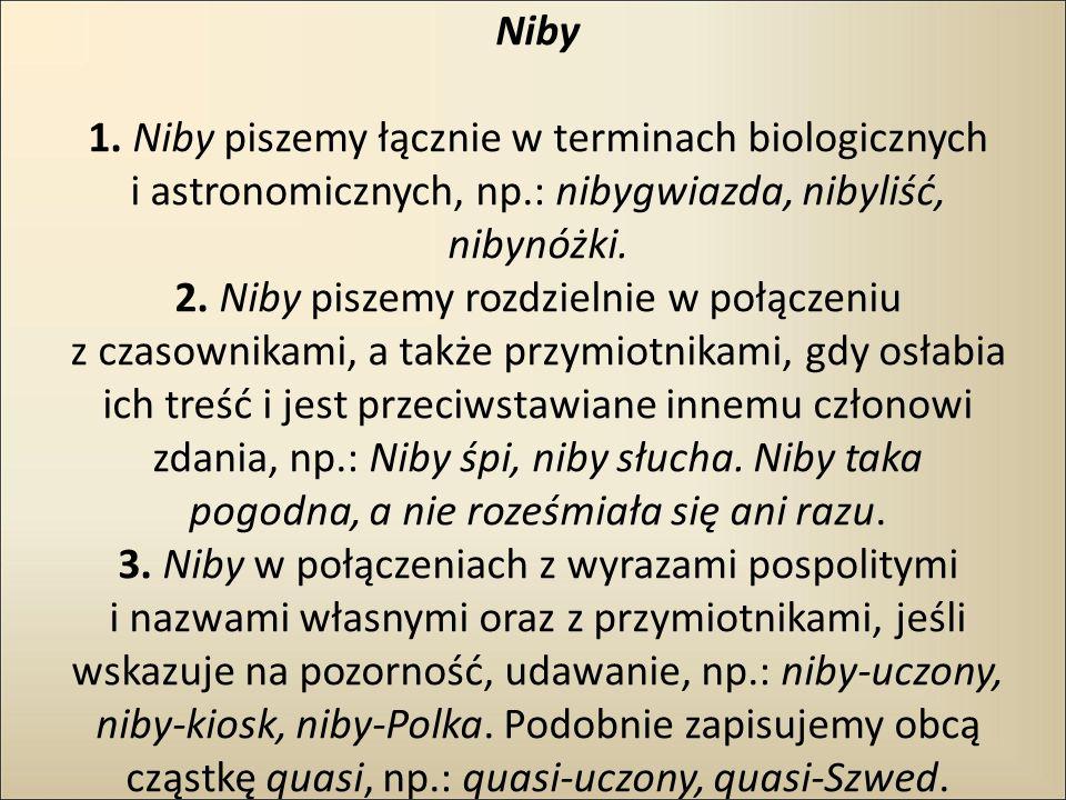 Niby 1.