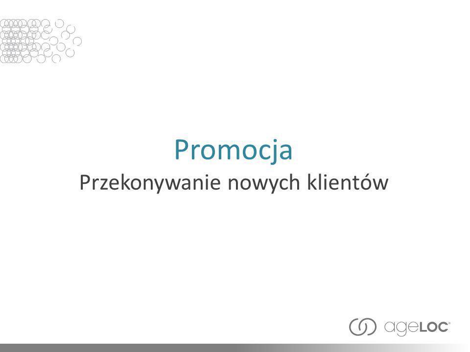 Promocja Przekonywanie nowych klientów