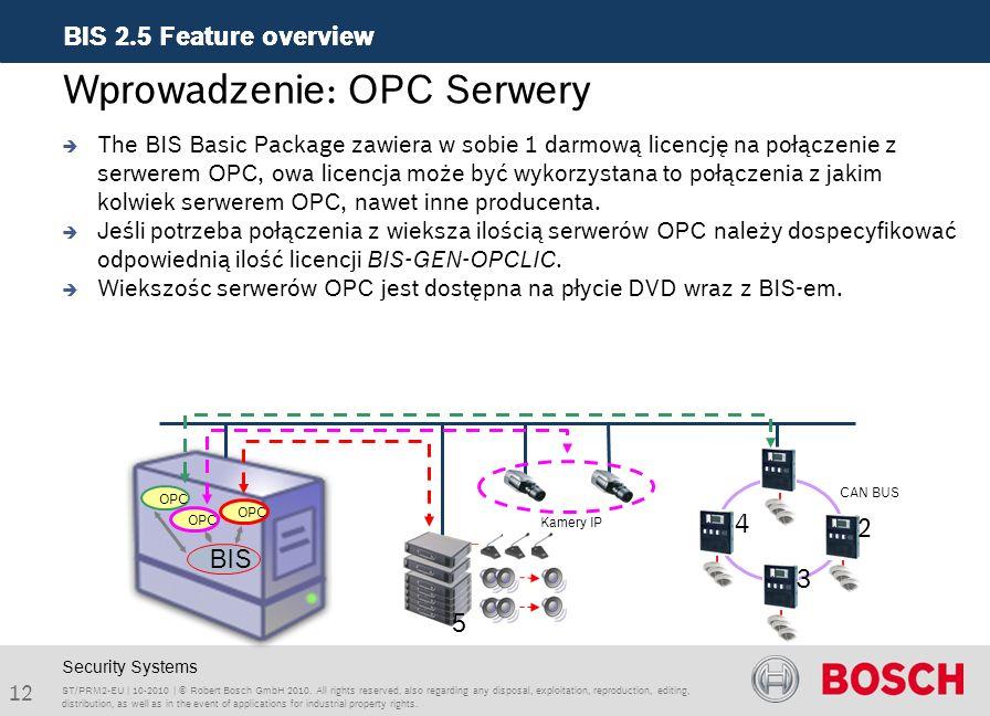 Wprowadzenie: OPC Serwery