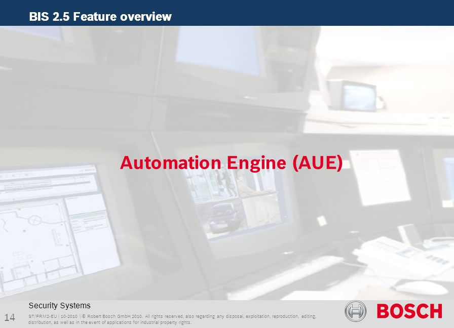 Automation Engine (AUE)