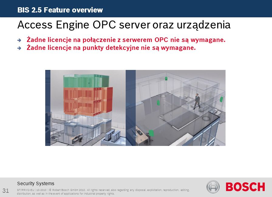 Access Engine OPC server oraz urządzenia