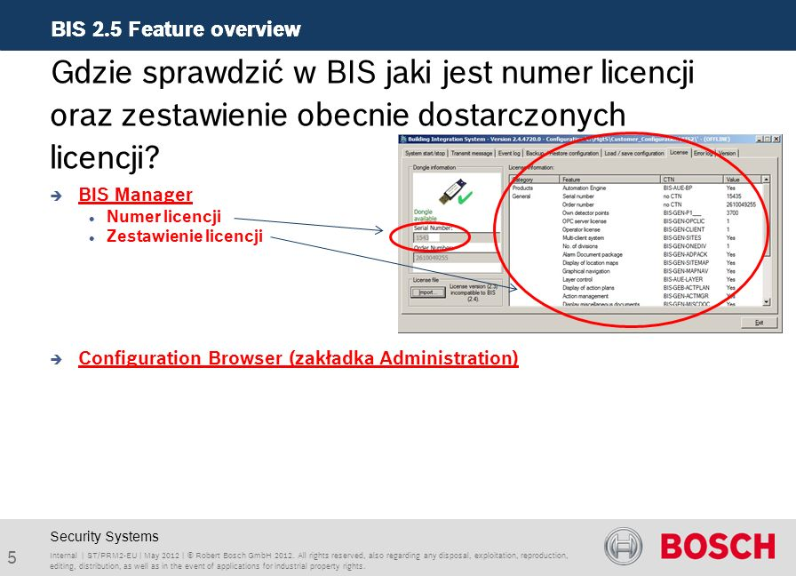 Gdzie sprawdzić w BIS jaki jest numer licencji oraz zestawienie obecnie dostarczonych licencji