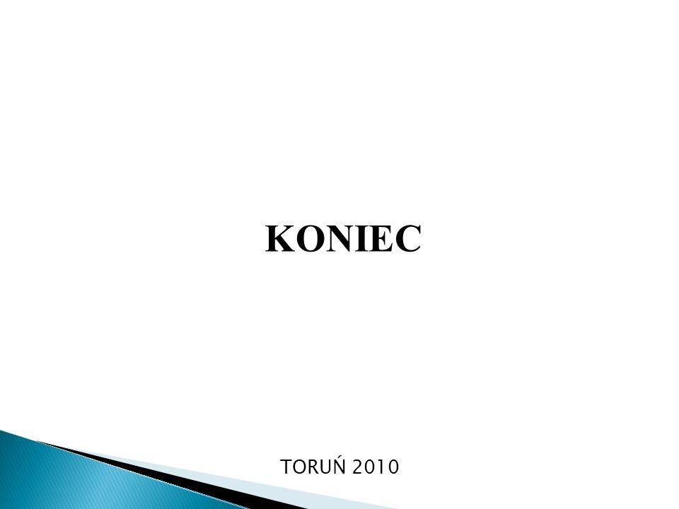 KONIEC TORUŃ 2010