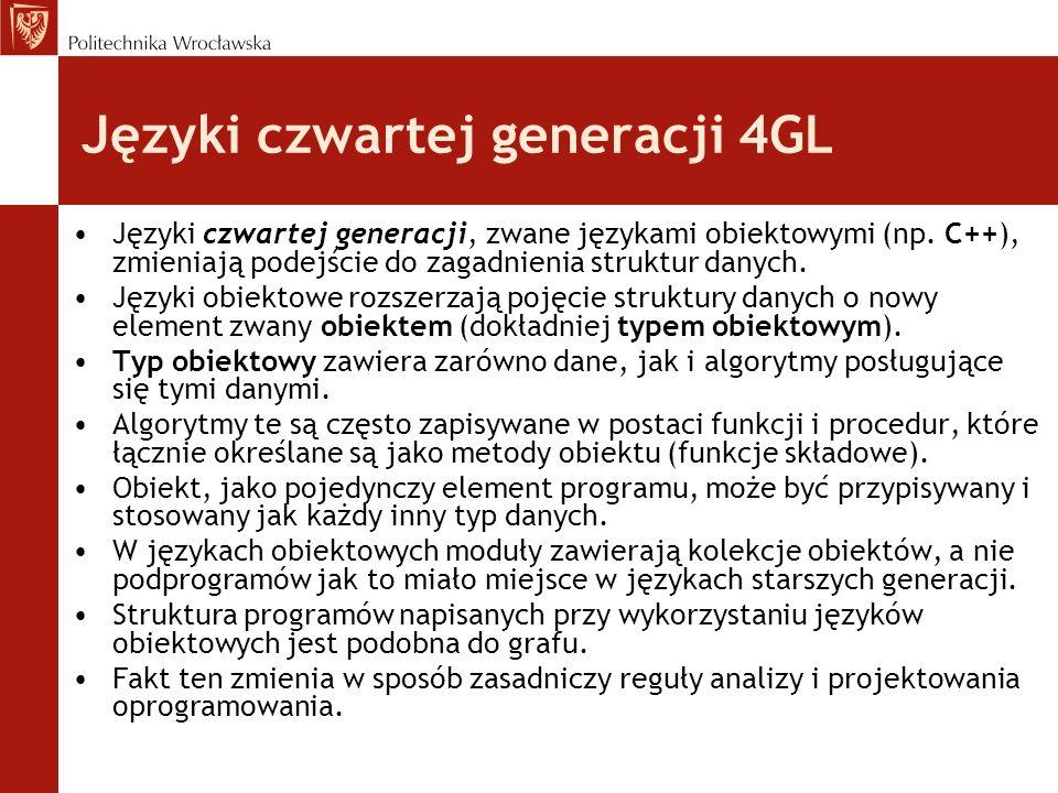Języki czwartej generacji 4GL