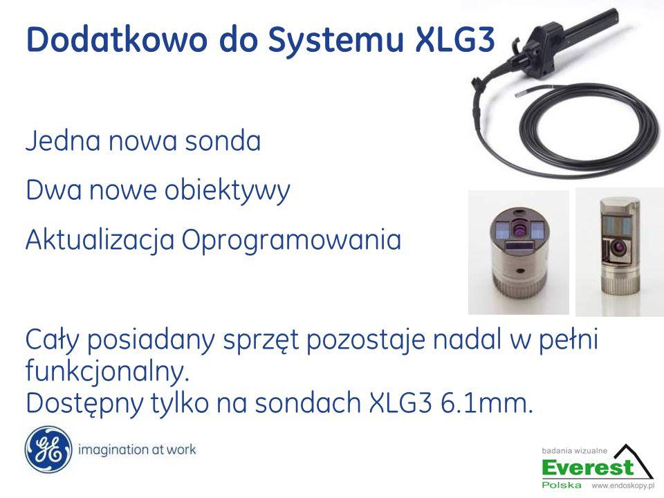 Dodatkowo do Systemu XLG3